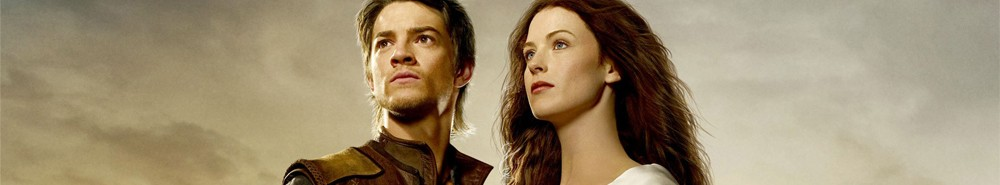 Legend of the Seeker Movie Banner