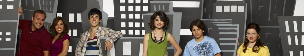 Wizards of Waverly Place Movie Banner