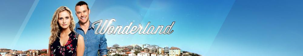 Wonderland (AU) Movie Banner