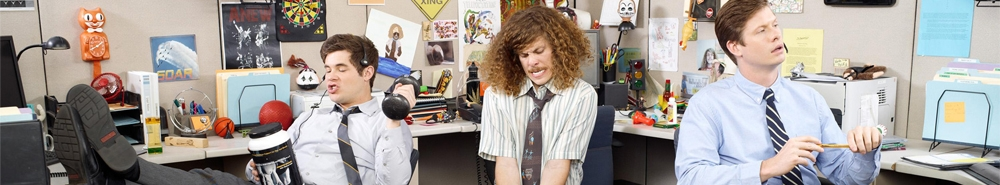 Workaholics Movie Banner