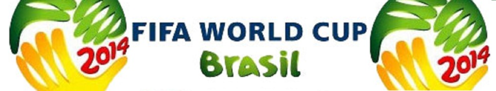 World Cup 2014 (UK) Movie Banner