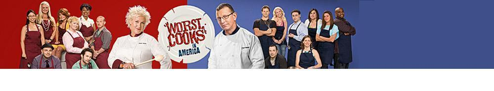 Worst Cooks in America Movie Banner