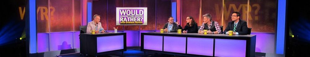 Would You Rather with Graham Norton Movie Banner