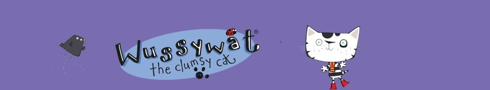 Wussywat the Clumsy Cat Movie Banner
