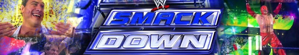 WWE SmackDown Movie Banner