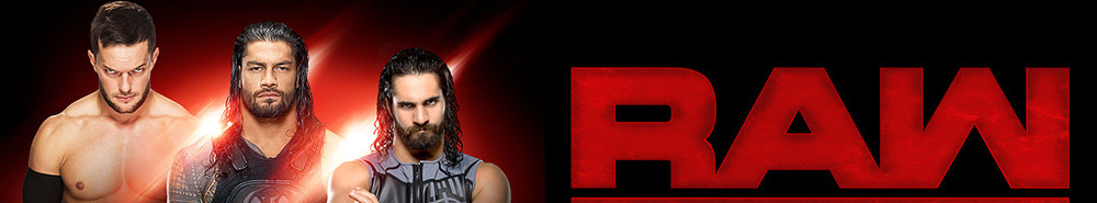 WWE Raw Movie Banner