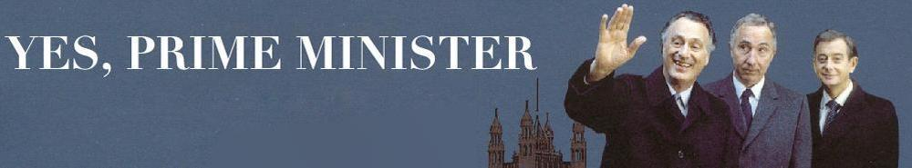 Yes, Prime Minister (UK) Movie Banner