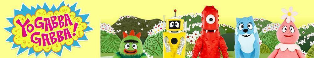Yo Gabba Gabba! Movie Banner