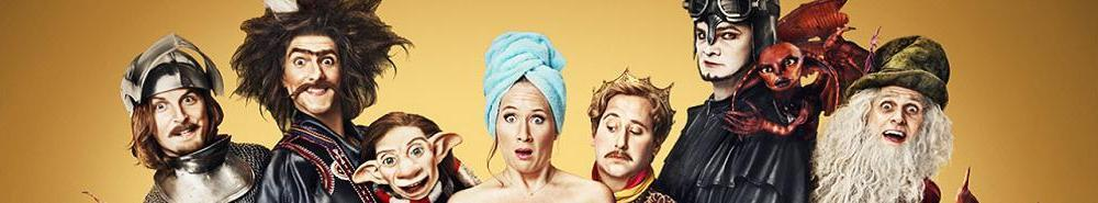 Yonderland (UK) Movie Banner