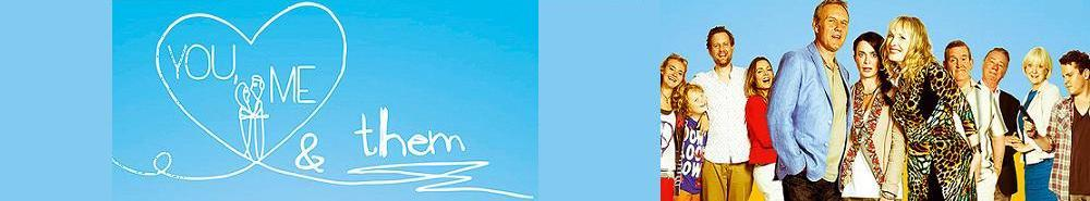 You, Me and Them (UK) Movie Banner