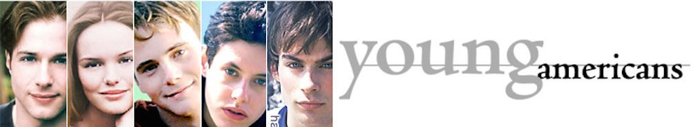Young Americans Movie Banner