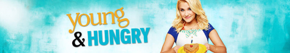 Young & Hungry Movie Banner