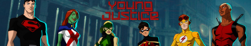 Young Justice Movie Banner