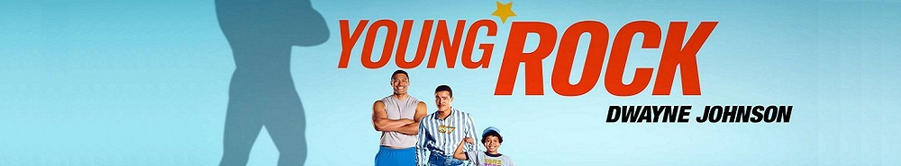 Young Rock Movie Banner