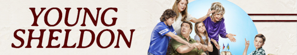 Young Sheldon Movie Banner