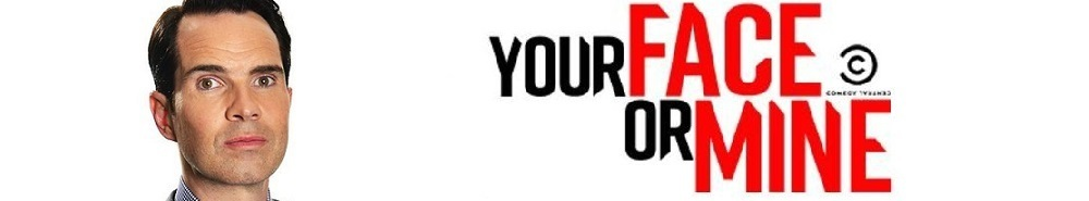 Your Face or Mine? (UK) Movie Banner