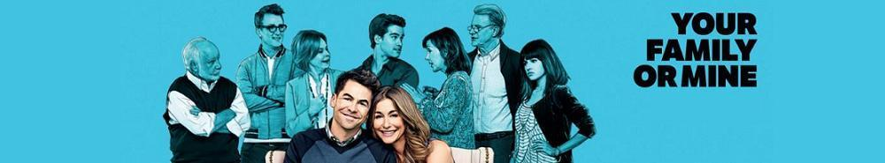 Your Family or Mine Movie Banner