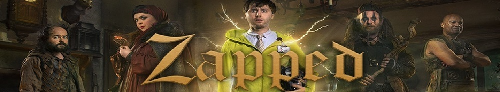 Zapped Movie Banner