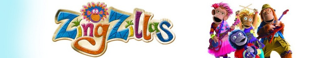 ZingZillas (UK) Movie Banner