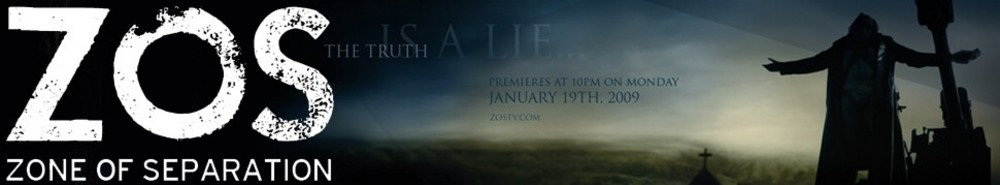 ZOS: Zone of Separation (CA) Movie Banner