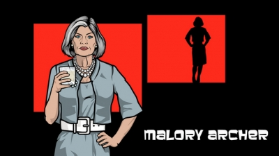 Malory Archer photo
