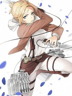 Annie Leonhardt photo