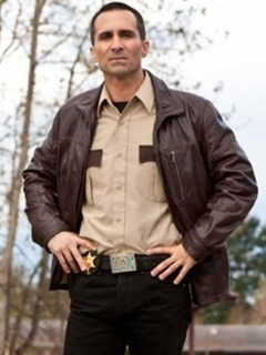 Sheriff Alex Romero photo