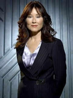 President Laura Roslin photo