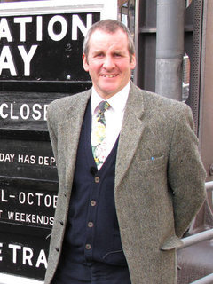 Chris Barrie - Presenter photo