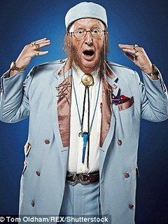 John McCririck photo