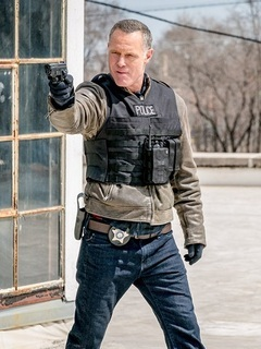 Sergeant Hank Voight photo