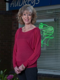 Audrey Roberts photo