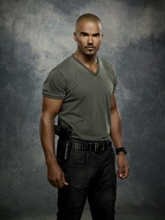 Derek Morgan photo