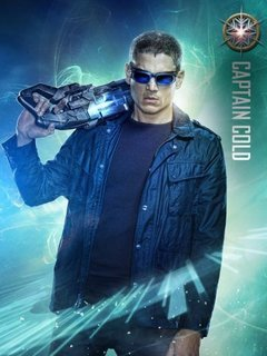 Leonard Snart/Captain Cold photo
