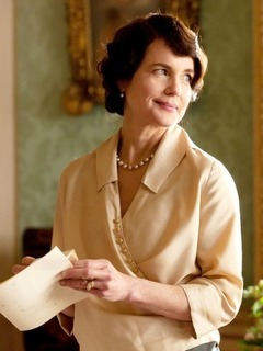 Cora, Countess of Grantham  photo