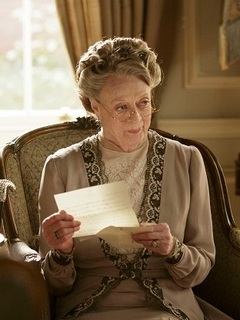 Violet, Dowager Countess of Grantham photo