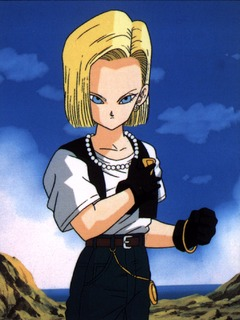 Android 18 photo