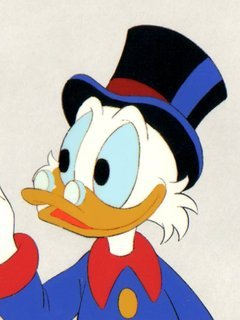 Scrooge McDuck photo