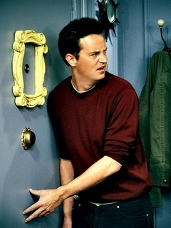 Chandler Bing photo