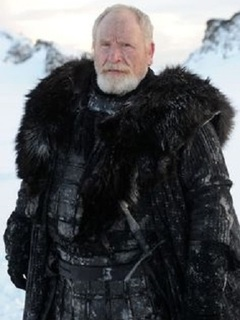 Lord Commander Jeor Mormont photo
