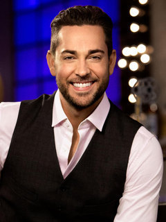 Zachary Levi - Host photo