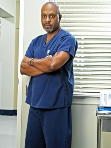 Dr. Richard Webber photo