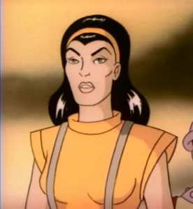 Marjorie - Highlander: The Animated Series Characters ...