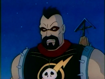 Mohar - Bandit Chief - Highlander: The Animated Series ...