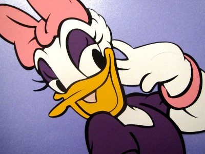 Daisy Duck photo
