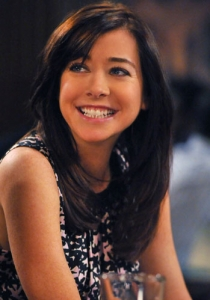 Lily Aldrin photo