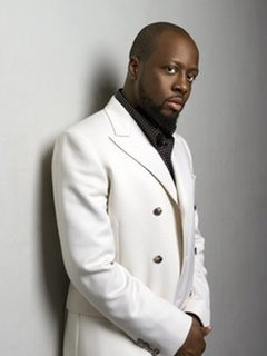 Wyclef Jean photo