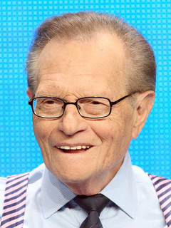Larry King  photo