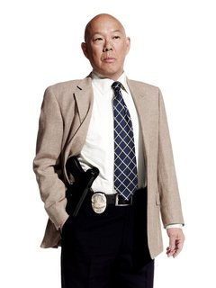 Detective Lt. Michael Tao photo