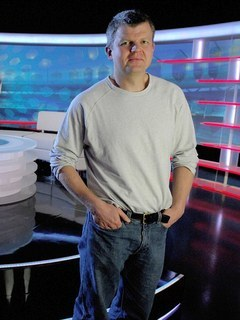 Adrian Chiles - Presenter MoTD 2 photo